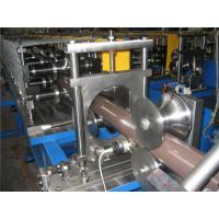 China 20 Stations Manual Downspout Roll Forming Machine , Tube Roll Forming Machine wholesale