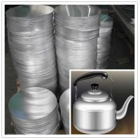 China Kettle Material Aluminium Cutting Disc / Deep Drawing Aluminum Circle 1050  1060  3003 wholesale