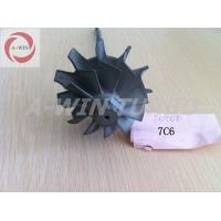 China TKP 7C6 Turbine Wheel Turbocharger Shaft For Kamaz Truck wholesale