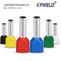China TE Twin Tube Type Insulated Ferrule Terminal, Wire Crimp Tube Sleeve TE Twin Tube Type  Insulated Cord End Terminals wholesale