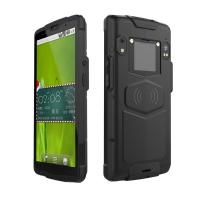China GPS Qr code black Android 8.1 Barcode Scanners with 4500mAh battery wholesale