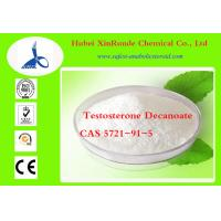 China 5721-91-5 Powders  Hormone Body Building Testosterone Decanoate wholesale