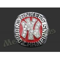 China Antique Replica Championship Rings Custom , Crystal Sports Championship Rings wholesale