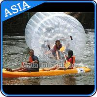 China Fun Water Playing PVC Inflatable Roller for kids on sale
