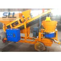 China Screw Mixer Concrete Spraying Machine Self Loading Shot Concrete Machine wholesale