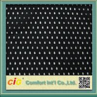 China Multi Color 100 Polyster Sandwich Mesh Fabric / Mesh Polyester Fabric For Shoes on sale