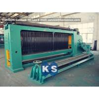 Quality Chemical Industrial Gabion Machine for Double Twisted Woven Wire Mesh for sale