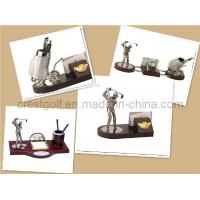 China Golf Card and Pen Holder wholesale