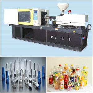China Automatic blow molding making machine with 95ton - 550ton / plastic extruder machine wholesale
