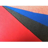 China 600-630g/M Colorful Heavy Weight Linen Upholstery Fabric For Scarves wholesale