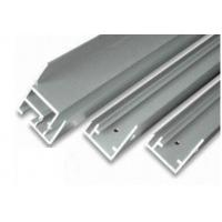 China Aluminium Solar Panel Frame /  Screw Joint / Corner Key Joint / with Customized Size and Color on sale