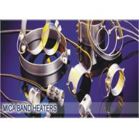 Buy cheap Plastic Extruders Mica Heater Bands And Strips , 600V Ceramic Band Heaters from wholesalers