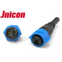 China Dust Proof IP67 M19 Connector 3 Power 2 Signal Good Stretching Resistance wholesale