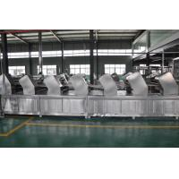 China Large Scale Commercial Pasta Making Machine 30000 - 240000 Packs / 8H wholesale