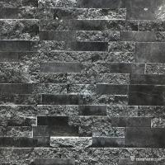 China Natural stone , China Black Granite Ledge Stone, Stacked Wall Cladding wholesale