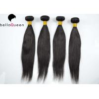Tangle-Free 14 Inch 6A Remy Hair Steam Straight Crochet Braids With ...