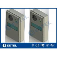 China Energy Saving Outdoor Cabinet Air Conditioner Embeded 48VDC 2000W Cooling Capacity wholesale