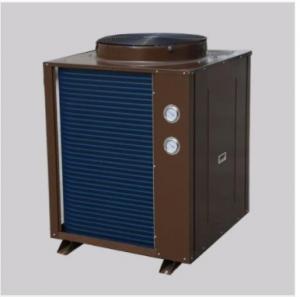 China Anti Leakage 50 HP ElectricHeatPumpWaterHeater For Swimming Pool wholesale