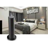 Buy cheap 200m³ Aluminum Alloy Desktop Scent Diffuser Machine Cylindrical Design In Mocha Black from wholesalers