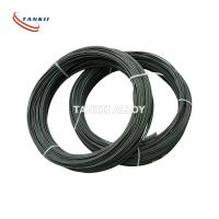 China Superfine 0.1mm Type K Thermocouple Wire Oxidized wholesale