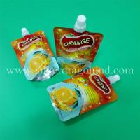 China Silver Dragon Industrial Limited's top sale -  200ml juice bag and compound stand up spout pouch wholesale