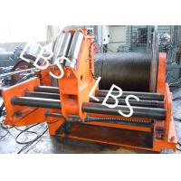 China Safe and Reliable Hydraulic Boat Winch with Lebus Grooving Drum and Spooling Device wholesale