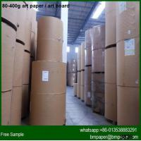 China Promotional price two side coated 157gsm Art Paper Manufacturers in China wholesale