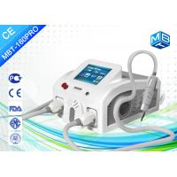 China Multifunctional Nd OPT SHR Hair Removal Machine With RF lift 2500w on sale