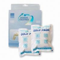 China Nontoxic Hot and Cold Packs, Used to Supply Instant Cold within 3 Seconds, Suitable for Traveling wholesale