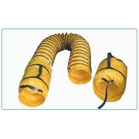 Buy cheap PVC flexible duct with carry bag from wholesalers