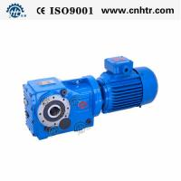 China SEW K Series Industrial Helical Bevel Gear Box With Straight Bevel Gear Design wholesale