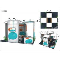 China Portable Custom Tradeshow Booth Display For Exhibition Aluminium Profile wholesale