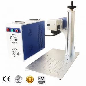 Portable mini laser marking machine for LED bulb/Jewelry