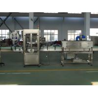 China Stable BOPP / OPP Label Sticker Labeling Machine For Beverage Filling Line wholesale