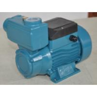 China Domestic Electric Clean Water Pump , Vortex Impeller Pump 0.75HP / 0.55KW 45L/Min wholesale