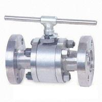 China Forged Steel Floating Ball Valves wholesale
