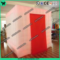 China 2.5*2.5*2.5 Lighting Inflatable Photo Booth/Wedding Decoration Inflatable wholesale