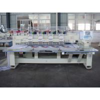 China High Compatibility Digital Embroidery Sewing Machine For Curtain / Bed Sheet on sale