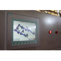 Buy cheap Siemens PLC Dough Laminator Machine Video Available For Different Shapes Pastry Product from wholesalers