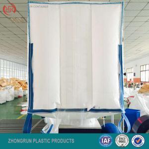 China FIBC Baffle bag,Flexible intermediate bulk containers,Bigbag for Chemical Industry on sale