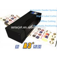 China A3 Size Auto Fed Label Die Cutting Machine For Cutting Paper Sticker wholesale