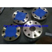 China Duplex Stainless Steel Flanges 1.4539 Blind Welding Neck Slip On Threaded on sale