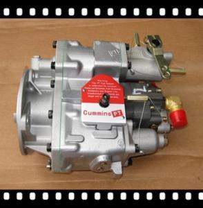 China CUMMINS FUEL PUMP 4076956 E790,KTA19 FUEL PUMP,CUMMINS ENGINE PARTS on sale
