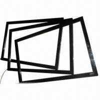 China 16 Point Touch Frames with Glass 47-inch USB Infrared IR Multi Touch Screen Over-lay Panel wholesale