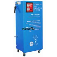 China 60W Vehicle Tire Nitrogen Generator , 95 to 99.5% Purity Nitrogen Tyre Inflation System wholesale