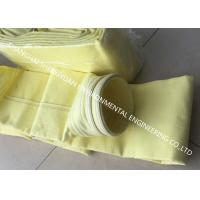 China DN 152 x 8000 mm Dust Collector Filter Bags For 1050 m3 Blast Furnace Dry Gas Cleaning wholesale