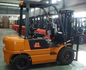 China CPCD20 2 Ton 20km/H Four Wheel Drive Forklift with diesel engine wholesale