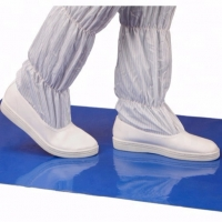 China 18'' X 36'' Sticky Cleanroom Mat wholesale
