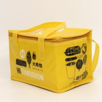 China Pearl Cotton Portable Take Away Compact Lunch Bag Aluminum Foil Insulation wholesale