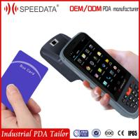 China 125Khz Handheld RFID Reader Android Tablet Integrated NFC Reader Module wholesale